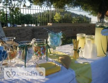 Milena wedding cake