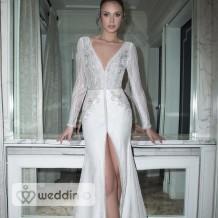 IL PAVONE designer bridal room
