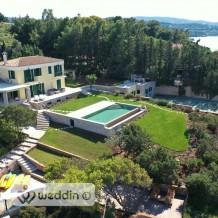 Magnificent Blue Villa Aria