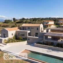 Magnificent Blue Villa Olea