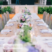 Labour of Love & Weddings & Events | Στολισμός γάμου Θεσσαλονίκη